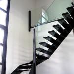 Escaliers métalliques Nord